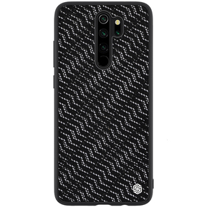 Image 4 - Case For Xiaomi Redmi Note 8 pro Cover NILLKIN Twinkle Case polyester Reflective Back Cover For Xiaomi Redmi Note 8