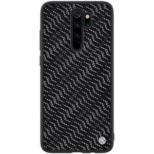 Image 4 - Ốp Lưng Cho Xiaomi Redmi Note 8 Pro Nillkin Twinkle Ốp Lưng Polyester Phản Quang Trong Cho Xiaomi Redmi Note 8