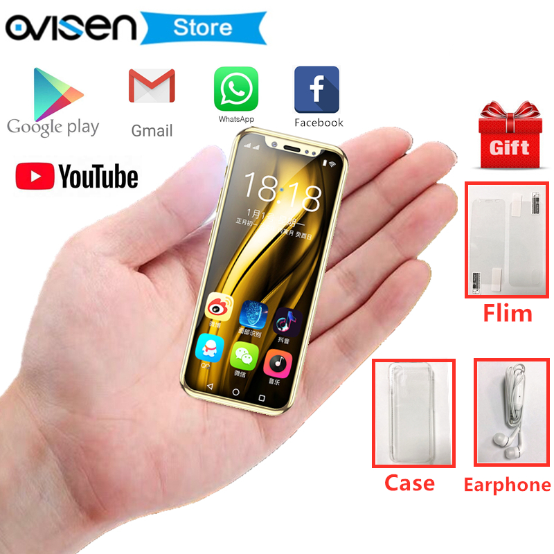 Smallest Android Smartphone K TOUCH I9S 16GB ROM 3 5 inch Super Mini CellPhone Google play
