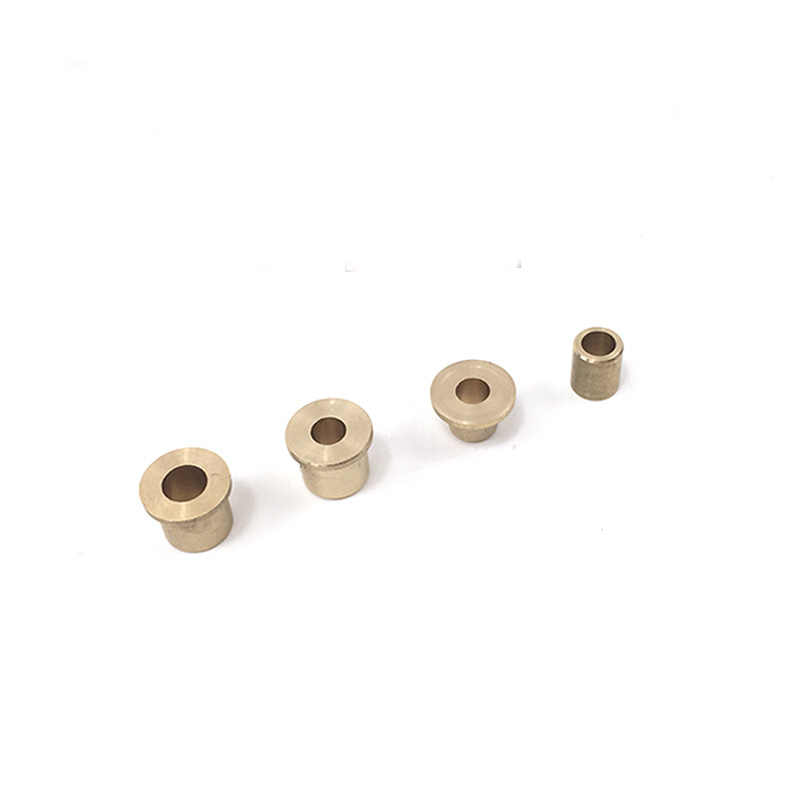 2 PCS 10mm x 24mm Stainless Steel Prop Nut for 5mm Shaft RC Boat