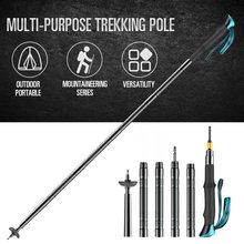 Палки для прогулок alpenstock наружная защита тактическая ручка