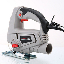 600W Electric Jig Saw Laser Guide 5 Variable Speed Self-locking Chuck 45 Degree Tilt Wrench Jigsaw Power Tools 1 Piece Blade chuck white internet explorer 5 developer s guide