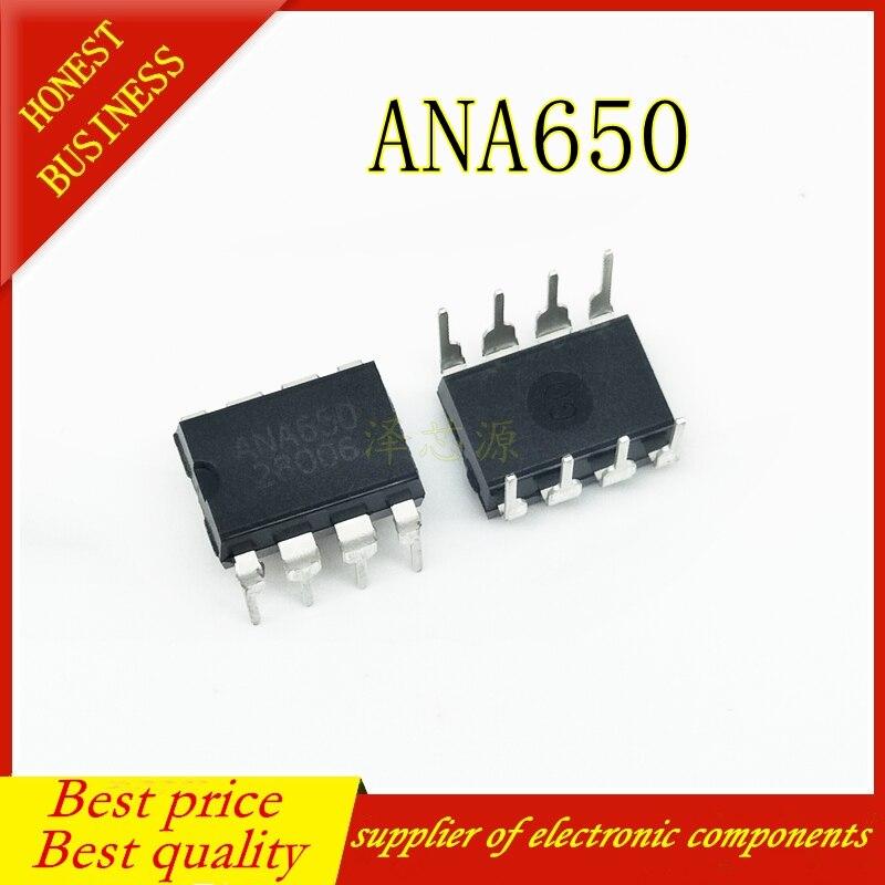 10PCS/LOT ANA650 DIP-8 NEW