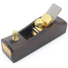 Ebony мини светильник плоское дно строгальный станок diy ручной