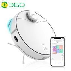 360 S9 робот пылесос умный планируемый Тип Автоматическая перезарядка 2200Pa большой всасывающий LDS Lidar уборочный робот