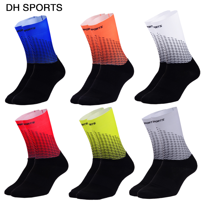 Women And Men Bicycle Outdoor Running Compression Cycling Sports Socks New 2019 Anti-skid Summer Bicycle Sports Socks For Men