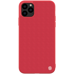 Image 5 - For iPhone 11 Pro Max iPhone X XS XR XS Max Case NILLKIN Textured Nylon Fiber Case Durable Non slip Back Cover for iPhone 11 Pro