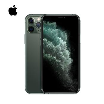 Перейти на Алиэкспресс и купить Pan Tong iPhone 11 Pro Max 256G 6,5-дюймовый настоящий телефон с двойной картой и Полноразмерным экраном, авторизованный онлайн-продавец Apple