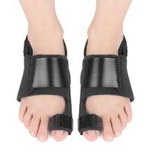 Juanete Corrector férula del dedo del pie plancha apoyo órtesis de pulgar Corrector de Hallux Valgus ortopédicos herramientas de corrección de los pies herramienta