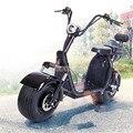 X7 PIÙ 1500 W/2000 W Harley Scooter Elettrico Veicolo Assorbimento Degli Urti Batteria Estraibile Doppio Persona Elettrico Moto EBike