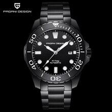 PAGANI DESIGN 2019 New Sport Business Stainless Steel Men Watches Luxury Brand M