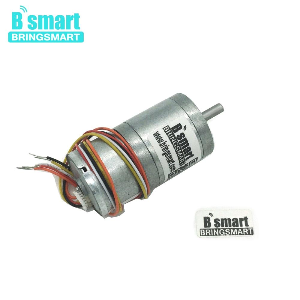 Wholesale BLDC Motor JGA25-2418 Electric Motors Brushless Motor High Torque Speed Controlled DC Reduction 12 volt Motors