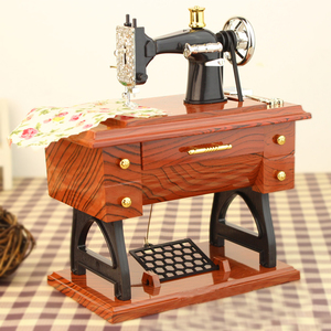 Mini Sewing Machine Style Musi