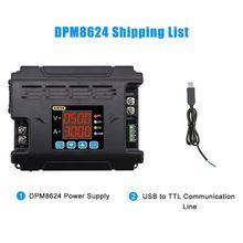 цена на DC 0-60V 0-24A Digital Programmable Power Supply Remote Constant Current  Communication DC-DC Step-down Voltage DPM8624