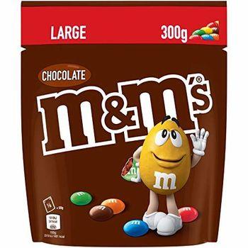 M & M 'S Choco, 5bolsas (5x 300g)