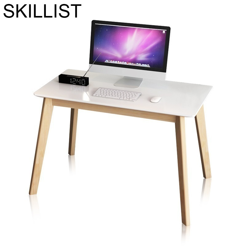 Small Tafel Para Notebook Stand Mesa Dobravel Bed Tray Escritorio Mueble Nordic Bedside Tablo Laptop Computer Desk Study Table