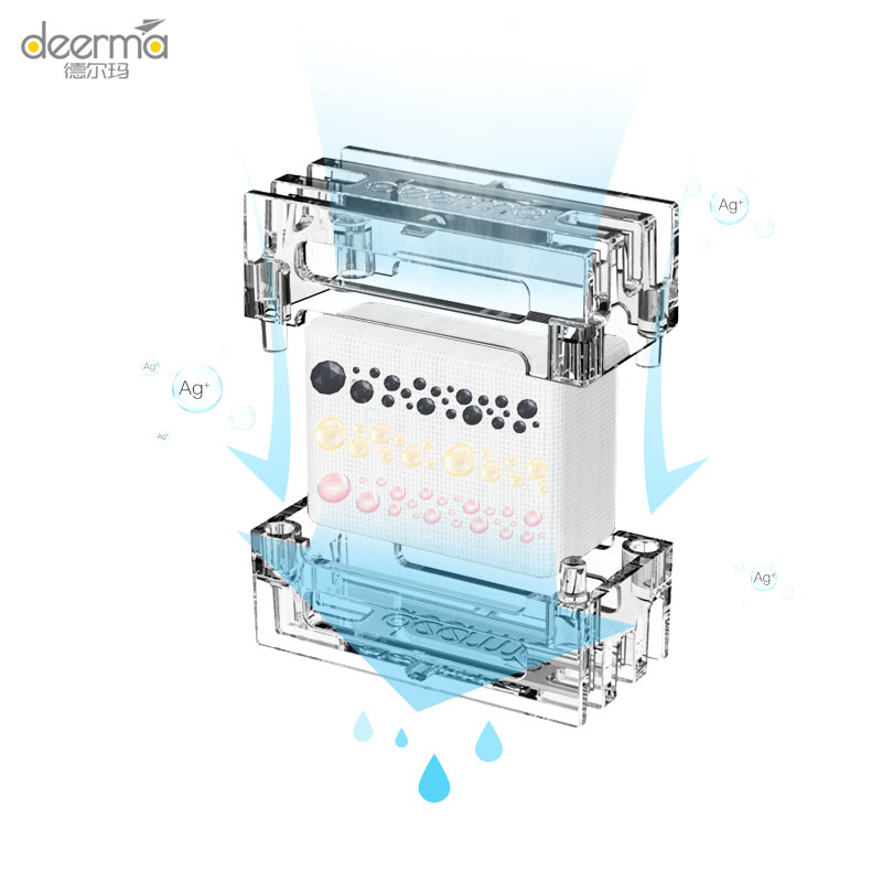 Xiaomi Deerma Upgraded Ag+ Silver Ion Water Purification Sterilization Antibacterial Humidifier Accessories For Deerma Humidfier