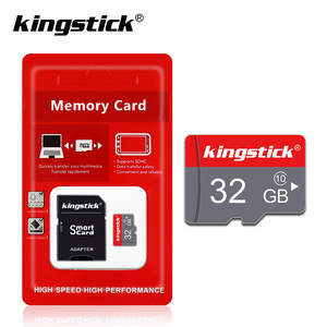 Memory-Card Pendrive Camera Flash Micro-Sd Cartao-De-Memoria High-Speed 128GB 64GB Class10