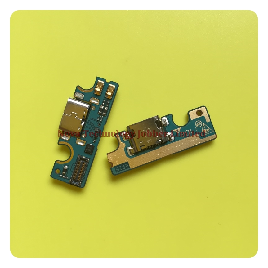 Wyieno For ZTE Trek 2 HD K88 Charger Port Board USB Charging Connector Flex Cable Microphone Mic Plug Replacement Parts Tracking
