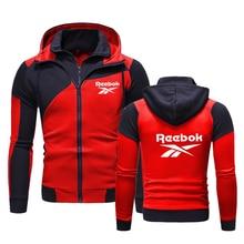 2021 nouveau hommes automne/hiver pull veste à capuche zippé pièces de vêtements de sport décontractés hommes vêtements de sport marque vêtements sweat à capuche de sport
