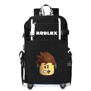 цена на Fashion Backpacks Student Animation School Bags For Boy Girl Teenager USB Charge Computer Laptop Back pack