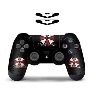 Image 3 - Cool Fashion 1pcs Controller Skin for PS4 Controller Decal Stickers for Playstation4 Controller For ps4 console playstation 4