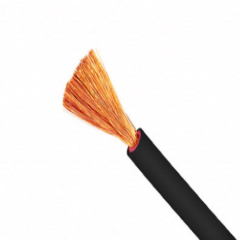 Darmowa wysyłka czysta miedź 35 mm kwadratowy do spawania kabel uziemienia soldar dla 315/400 SPAWARKA kabel spawacz 5 m/partia