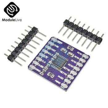 CJMCU-1220 de baja potencia ADS1220 A/D convertidor ADC SPI 24-Bit analógico-A-Digital módulo placa para Arduino