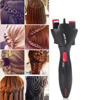 Электрические инструменты для плетения волос, автоматическое устройство для вязания волос, машинка для плетения косичек, простое использо...
