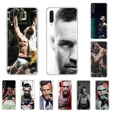 UFC Conor Mcgregor Coque Shell Phone Case For samsung galaxy A3 A5 A7 A10 A20 E A30 S A40 A50 A70 A71 A80 2017 2018(China)