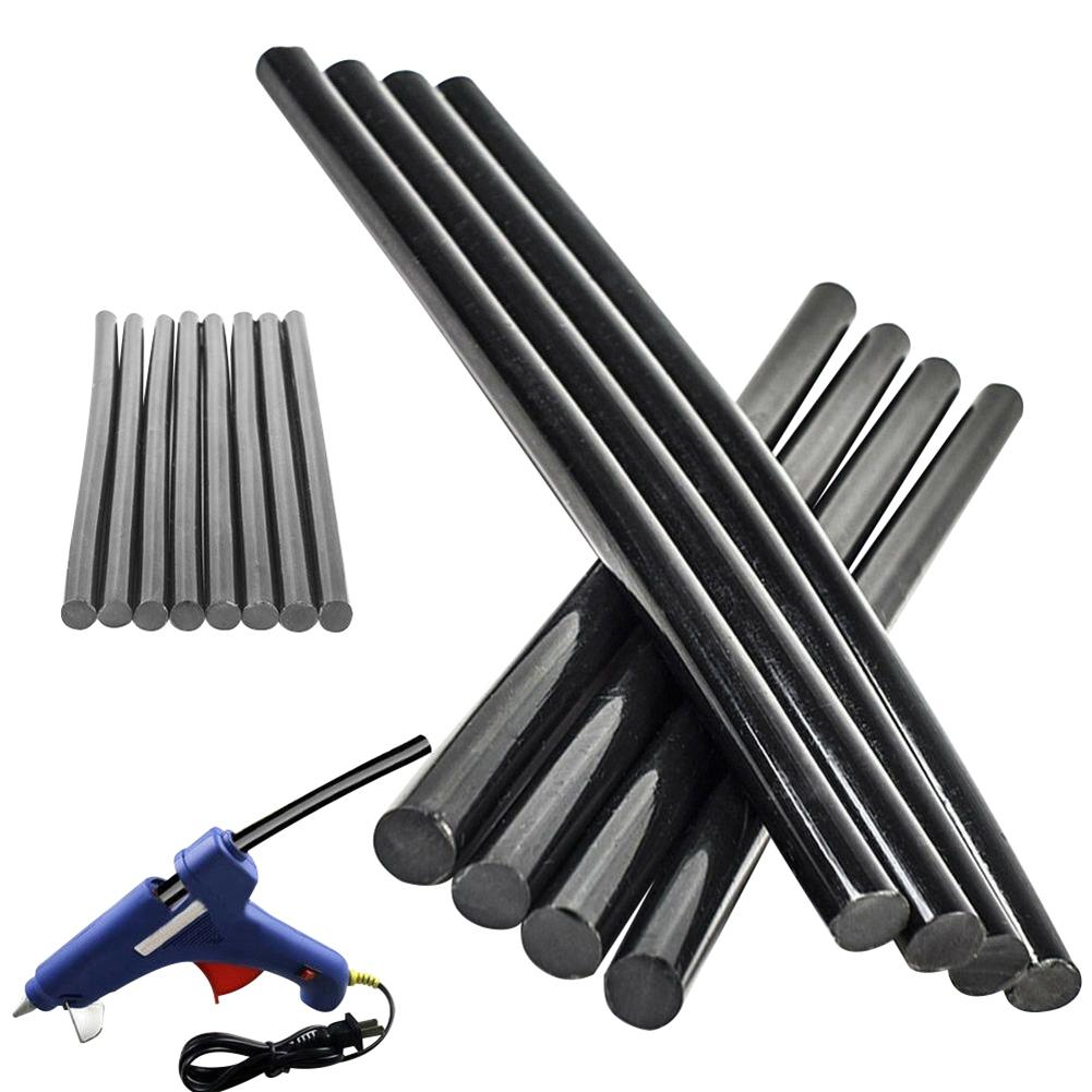 50Pcs Car Glue Sticks High Adhesive Hot Melt Glue Sticks Car Body Paintless Dent Repair Tool Strong Adhesion Repair Tool Stick