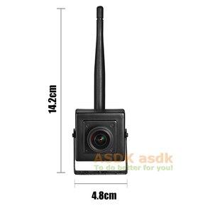 Image 5 - Fisheye Mini caméra IP WIFI 3 mp/1080P
