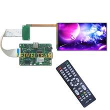 Pantalla LCD FHD de 5,9 pulgadas, Panel de pantalla 1920X1080, placa controladora MIPI para caja de cámara de TV, escarificador giratorio adaptable para Android