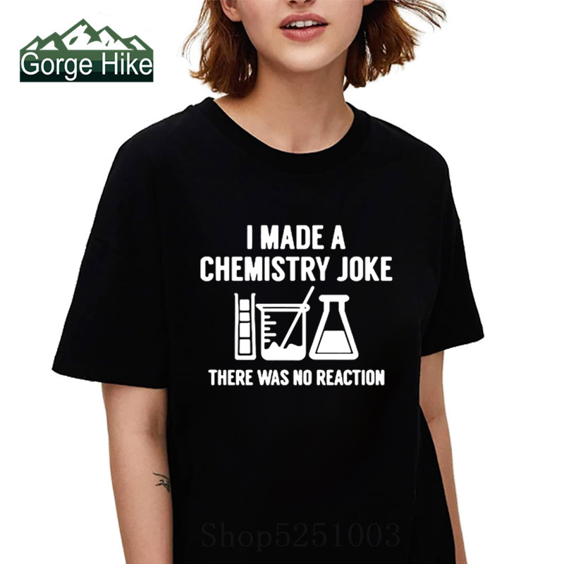 Periodic Table Women's Funny Teacher Lab T Shirt S Ar Ca Sm Science Sarcasm Primary Elements Chemistry Joke T-Shirt Cotton Tees