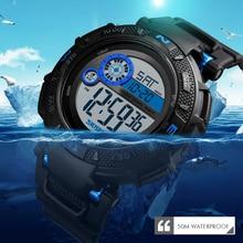SKMEI NEW Men Outdoor Sports Watch Fashion Watches Week display Digital Wristwatch Waterproof relogio masculino 1467