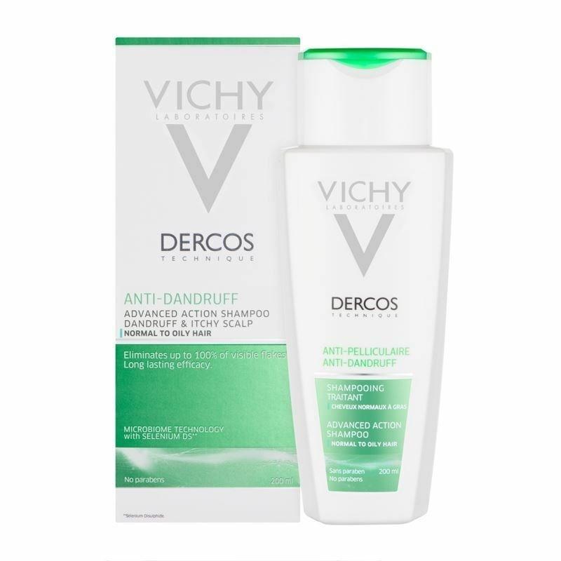 VICHY Dercos Dandruff Shampoo Oil 200ml