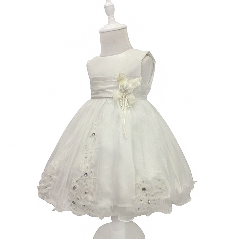 EBay Hot Selling 2019 New Style Infant Princess Skirt A Year Of Age Formal Dress Hundred Days Photography Clothing