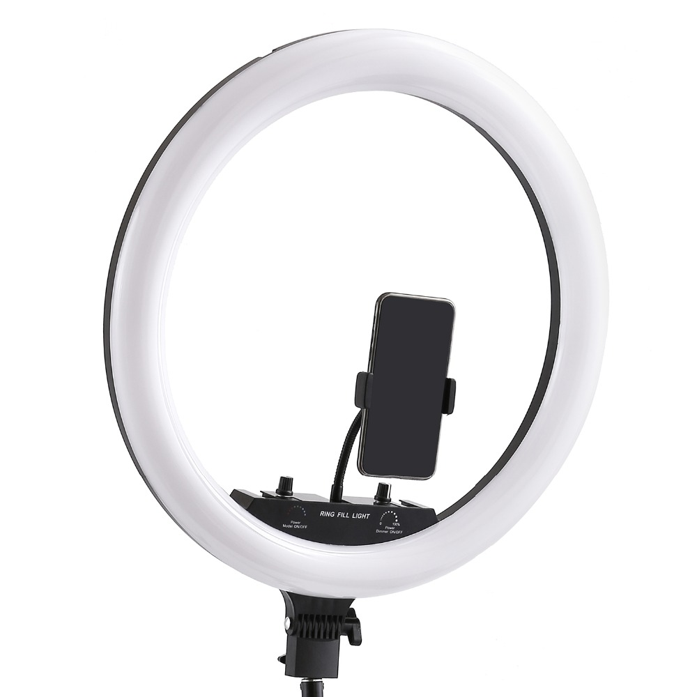 led rgb anel luz fotografia pode ser