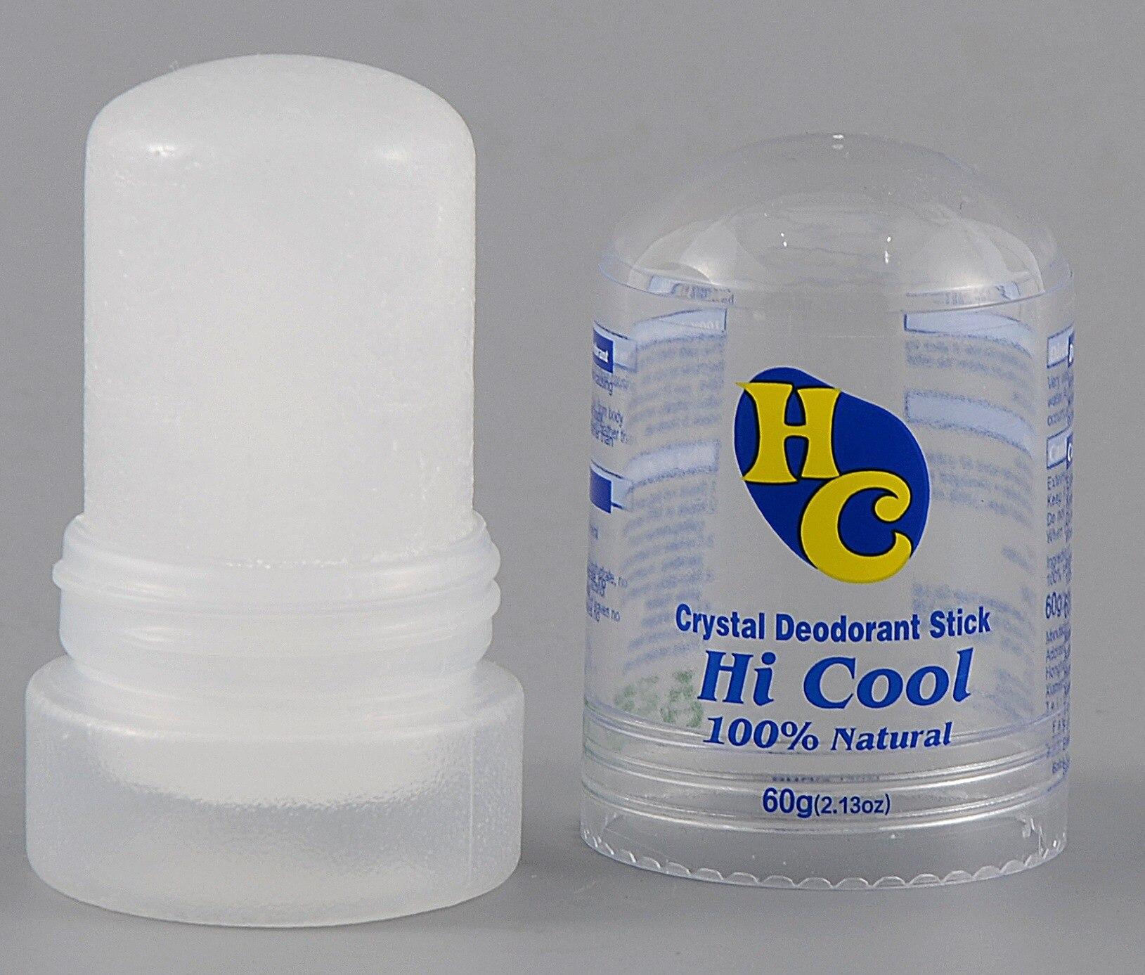 Alum Antiperspirant Deodorant Body Crystal Underarm Antiperspirant Deodorant Stone Body Care Deodorant