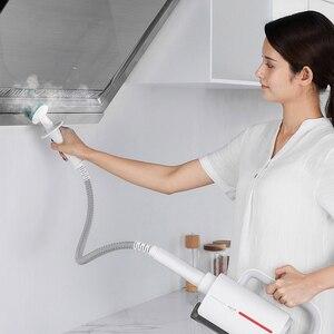 Image 3 - Deerma nettoyeur à vapeur multifonction DEM ZQ600, aspirateur pour la maison, collecteur de poussière, 5 accessoires délimination de la moisissure