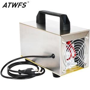 ATWFS озоновый генератор 24 г озонатор очиститель воздуха озоно дезинфекция стерилизация формальдегид 220 В