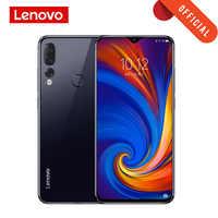 ROM globale Lenovo Smartphone Z5S 6GB 64/128GB téléphone portable 6.3 pouces 2340*1080 arrière AI Zoom 3 caméra Octa Core 710 processeur