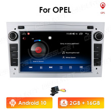 2G 64G Android 10 2 Din odtwarzacz samochodowy GPS dla opla Astra H J 2004 Vectra Vauxhall Antara Zafira Corsa C D Vivaro Meriva Veda Radio