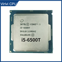 Intel Core i5 i5 6500T 6500T 2,5 GHz Quad Core Quad Hilo de procesador de CPU 6M 35W LGA 1151