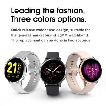 SG2 Smartwatch 1.2 inch Full Touch Screen Super Clear Resolution Smart Watch Life Waterproof ECG Blood Pressure Smart Bracelet