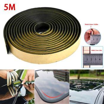 5M Rubber Seal Strip Trim For Car Dashboard Gap Filling Noise Insulation Windshield Gap Soundproof Car Windshield Sunroof футболка gap gap ga020emefzt4