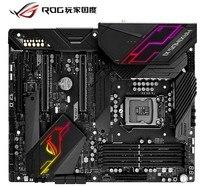 لوحة الأم ASUS ROG Maximus XI Hero M11H المستعملة DDR4 LGA 1151 USB2.0 USB3.1 HDMI 64GB المكتبي الأصلي