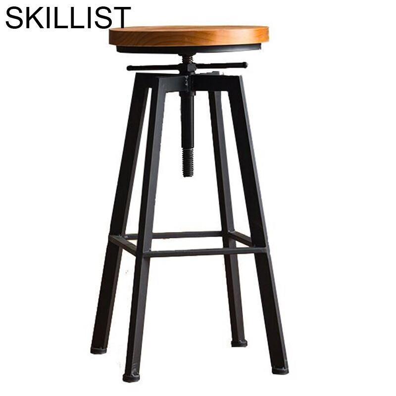 Barstool Tabouret De Industriel Stoelen Stoel Banqueta Todos Tipos Sgabello Vintage Stool Modern Cadeira Silla Bar Chair