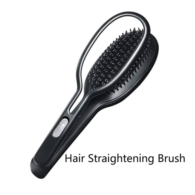 Ceramic-Hair-Straightener-Brush-hair-Electric-Comb-Flat-Iron-Heating-Anti-static-Hair-Hot-Brush-Styling