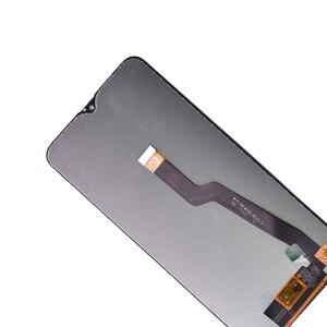 Image 4 - Do SAMSUNG Galaxy A10 A105 A105F ekran LCD ekran amoled + Panel dotykowy przetwornik analogowo cyfrowy do samsunga wyświetlacz oryginalny